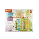 康貝 Combi 優質調理訓練餐具11件組