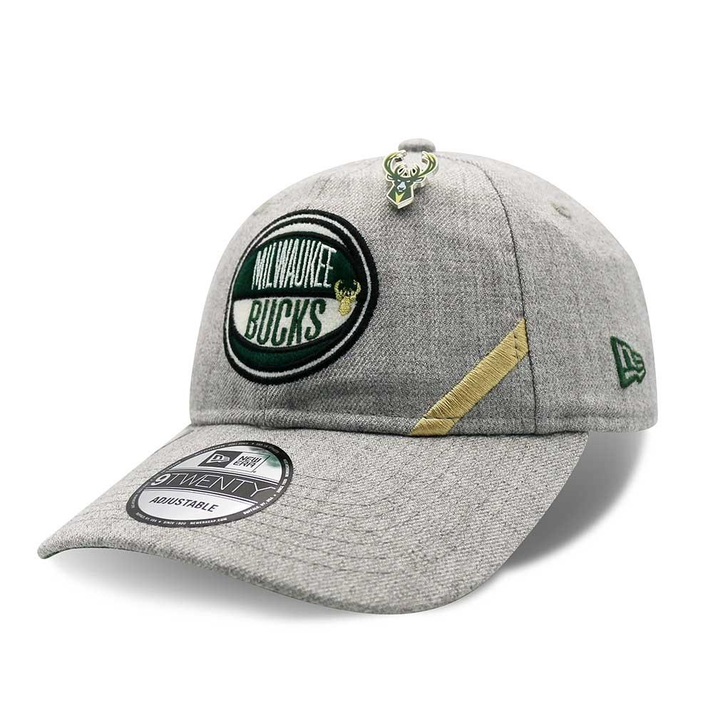 New Era 920 NBA DRAFT 棒球帽 公鹿隊