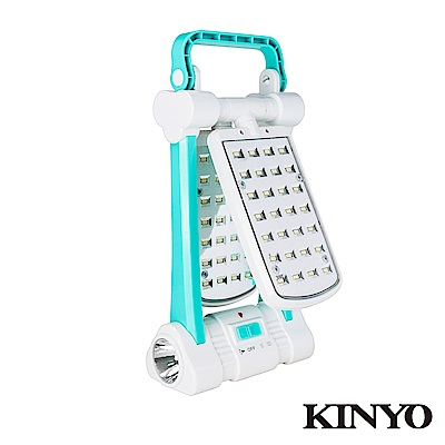 KINYO太陽能多合一露營燈(CP-05)