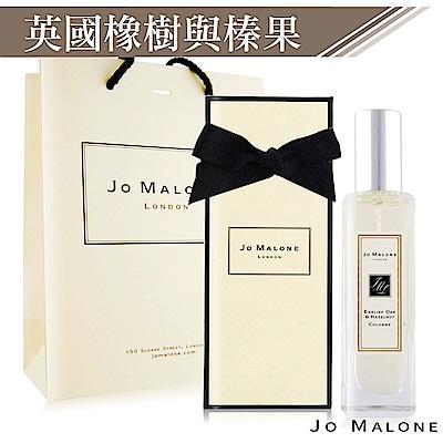 Jo Malone 英國橡樹與榛果30ml[附紙盒+提袋+緞帶]