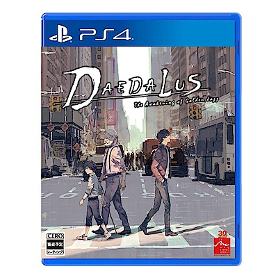 (預購) 代達洛斯:黃金爵士樂的覺醒 -- PS4 亞洲 中文版