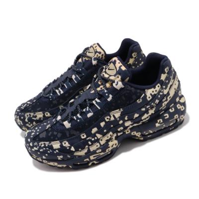 Nike 休閒鞋 Air Max 95 CE 男鞋 海外限定 氣墊 避震 反光 球鞋 穿搭 藍 卡其 AV0765400