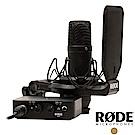 RODE NT1電容式麥克風+AI-1直播錄音介面(NT1/AI-1 kit)