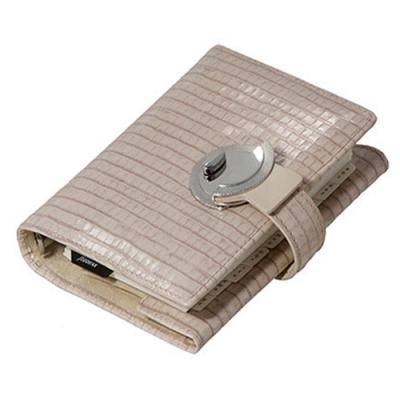 Filofax  PKT DECO 口袋型萬用手冊-象牙白