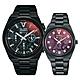 ALBA 雅柏 東京印象情侶手錶 對錶(AT3H61X1+AH7Y41X1)-41+32mm product thumbnail 1