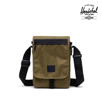 【Herschel】Lane Small 斜背包-卡其色