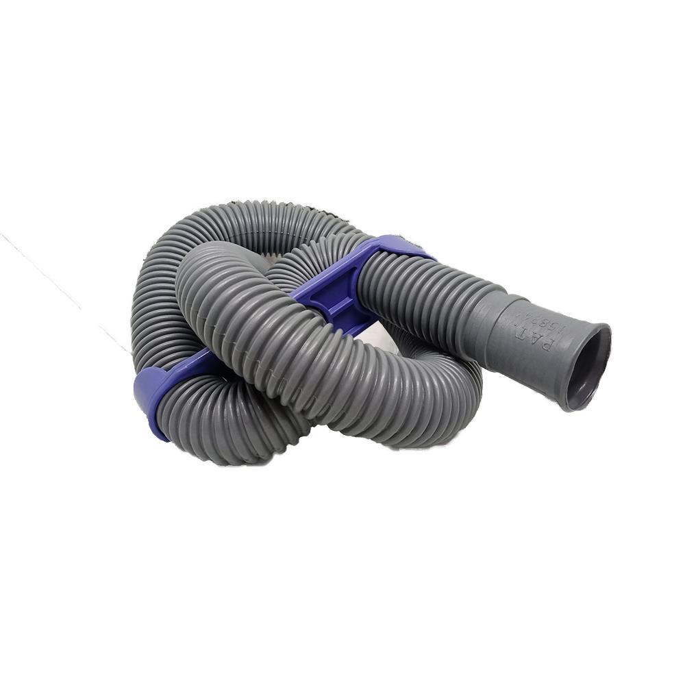 金德恩 台灣製造 台灣專利 蟑螂勊星 DIY 4尺S型排水軟管