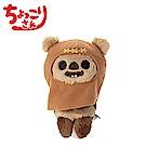 日本正版授權 星際大戰 威奇 排排坐玩偶 拍照玩偶 238451
