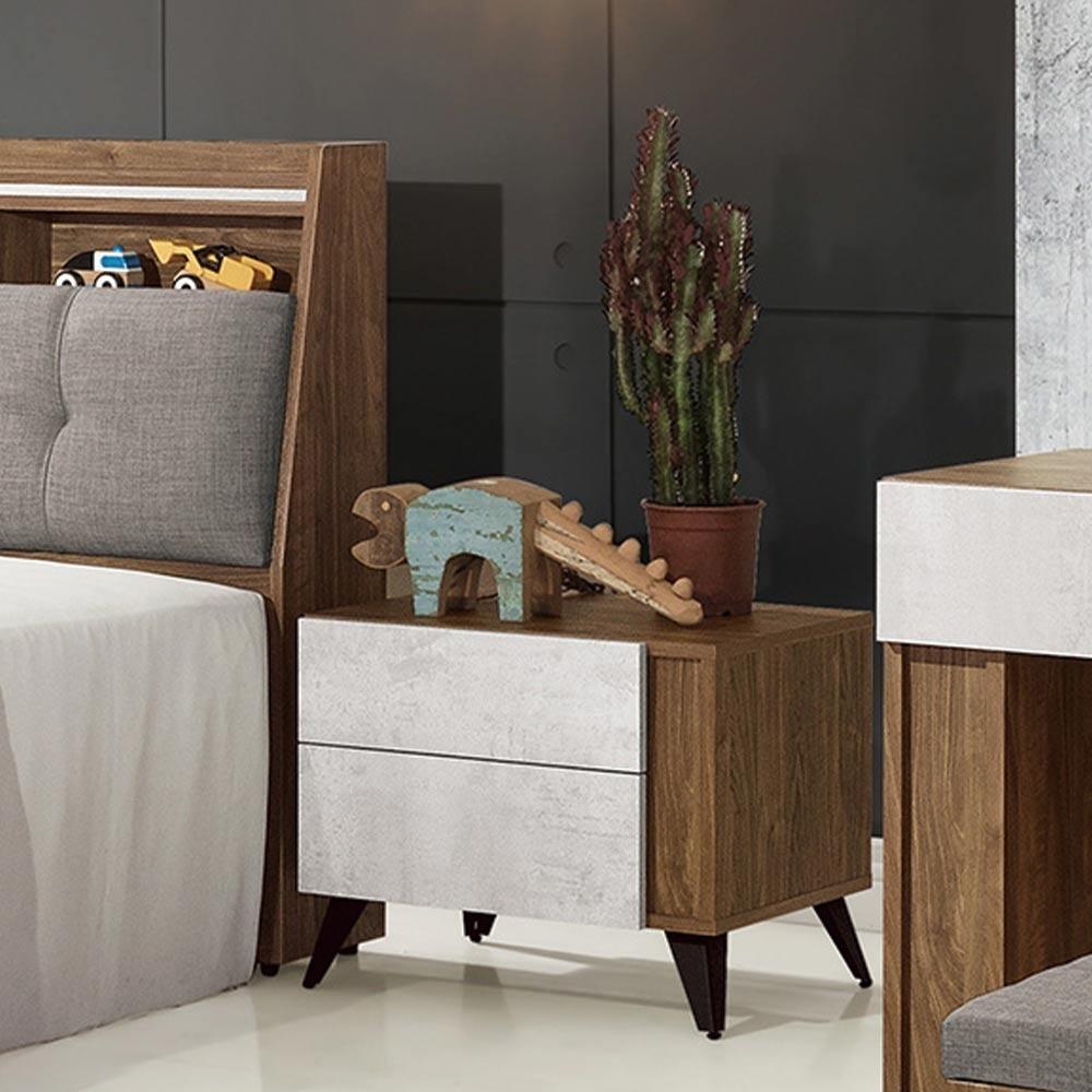 H&D 緹諾床頭櫃