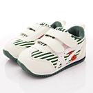 亞瑟士SUKU2機能鞋 經典學步鞋 ON67-300白綠(寶寶段)