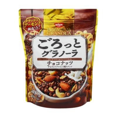 日清  巧克力堅果早餐麥片(400g)