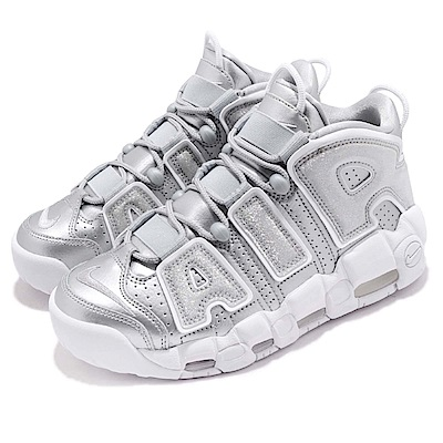 Nike 休閒鞋 Air More Uptempo 女鞋