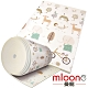 Mloong曼龍 客製化XPE環保爬行墊/地墊 -森林大象 (每10公分計價) product thumbnail 1