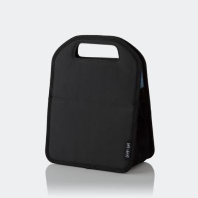 ELECOM 直立式手提袋中袋S-黑