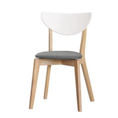 MUNA 妮克絲餐椅(布)(實木)(4入) 47X50X78cm
