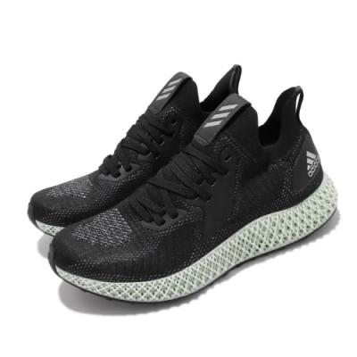 adidas 慢跑鞋 Alphaedge 4D 男女鞋