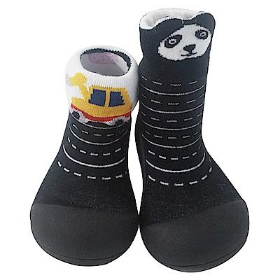 韓國Attipas 快樂學步鞋A19TB-城市熊貓