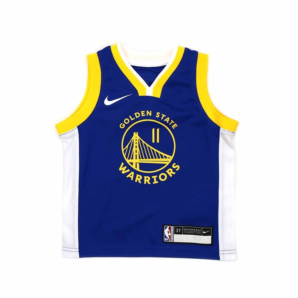 NIKE NBA 幼兒球衣 勇士隊 Klay Thompson