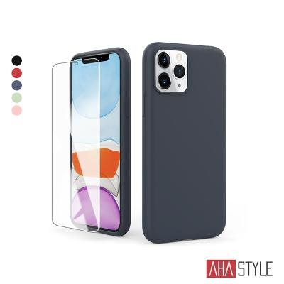 AHAStyle iPhone 11 Pro Max 液態矽膠保護殼