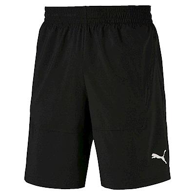 PUMA-男性訓練系列ENERGY 9吋短風褲-黑色-歐規