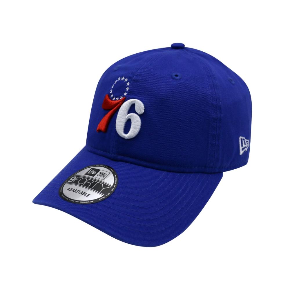 New Era 9FORTY 940 NBA UNST 棒球帽 76人