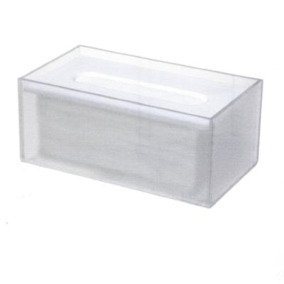 DAY&DAY 抽取式衛生紙盒-桌上型-霧白色(1008T-6)