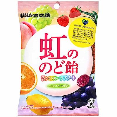 UHA味覺糖 彩虹水果風味喉糖(125g)