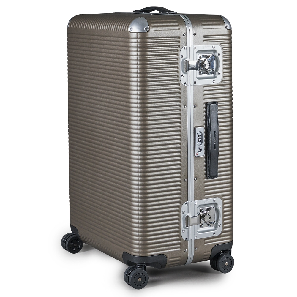 FPM MILANO BANK LIGHT Almond系列 30吋運動行李箱 摩登金 (平輸品)