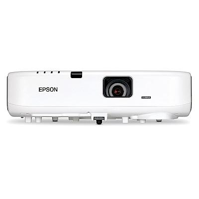 福利品-EPSON 防塵液晶投影機 EB-D6155W