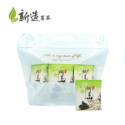 【新造茗茶】精選阿里山極品袋茶包 (40入/袋)