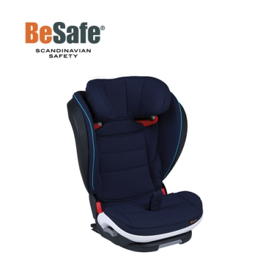 BeSafe iZi Flex FIX 成長型兒童汽車安全座椅-海洋永續限定版