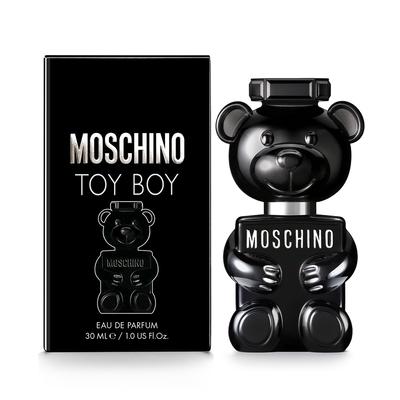 *MOSCHINO 莫斯奇諾 TOY BOY淡香精30ml EDP-香水航空版