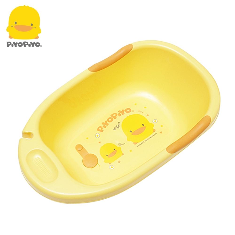 【任選】黃色小鴨《PiyoPiyo》豪華型沐浴盆
