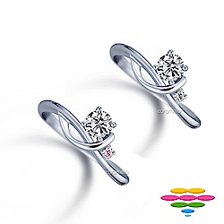 彩糖 GIA 30分鑽石 E/VS2 3EX 鑽戒求婚戒 (2選1)