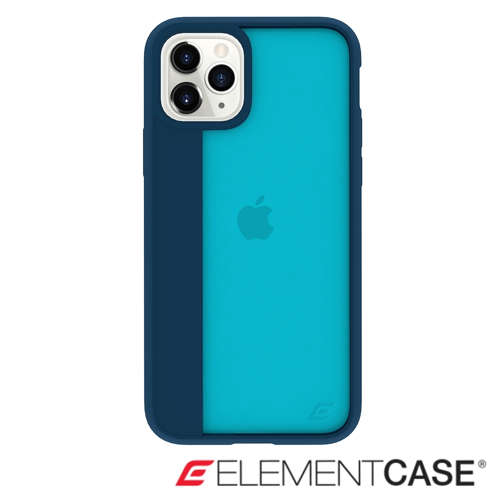 美國 Element Case iPhone 11 Pro Illusion 軍規殼-深藍
