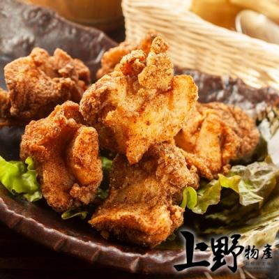 【上野物產】台灣土雞 新鮮無裹粉雞軟骨(200g±10%/包)x5包