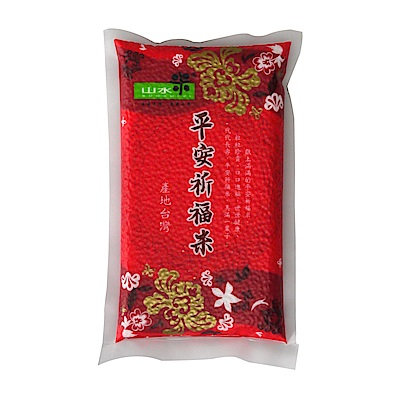 山水米 平安祈福米(500g)
