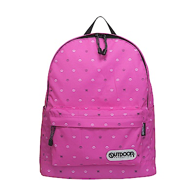 花花世界--後背包-皇冠粉紅 OD181150PK