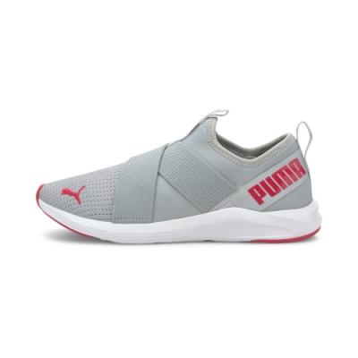 PUMA-Prowl Slip On Wns 女性訓練運動鞋-霧灰藍