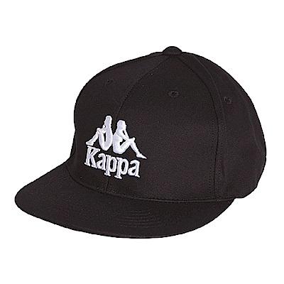KAPPA義大利休閒慢跑運動帽1個 黑