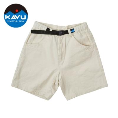 【KAVU】 Chilliwack Short 工作短褲 白色 #400
