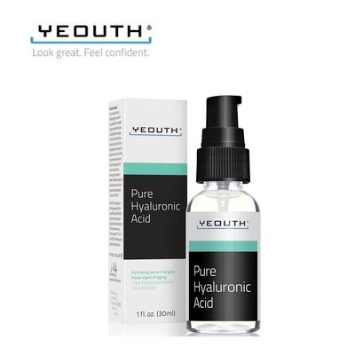 美國YEOUTH 純玻尿酸精華液(Pure Hyaluronic Acid)