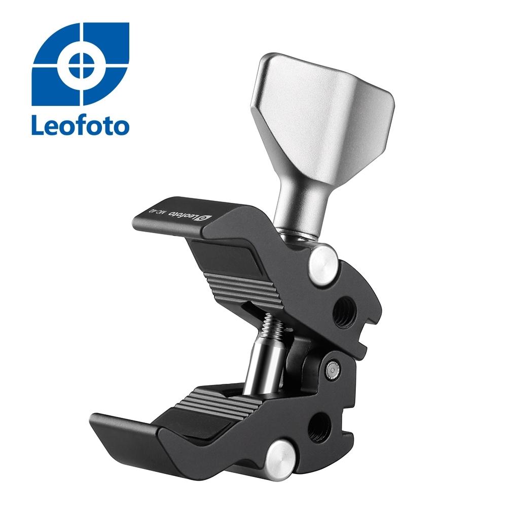 Leofoto 徠圖 MC-40 攝影鉗式固定夾具
