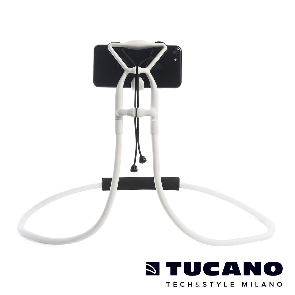 Tucano Sospendo 懶人神器-放開那個平板 (10 以下適用)-白