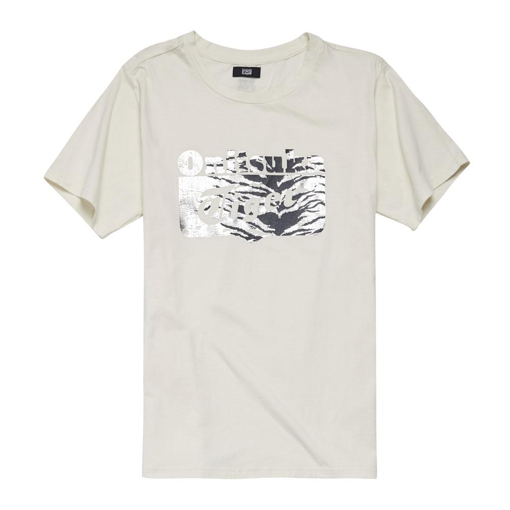 Onitsuka Tiger LOGO印花短袖T恤 2181A128-100 @ Y!購物