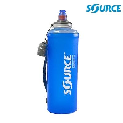 SOURCE NOMADIC 軟式輕量水瓶 2070700101 / 1L
