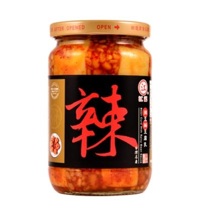 江記 元氣辣豆瓣豆腐乳(380g)