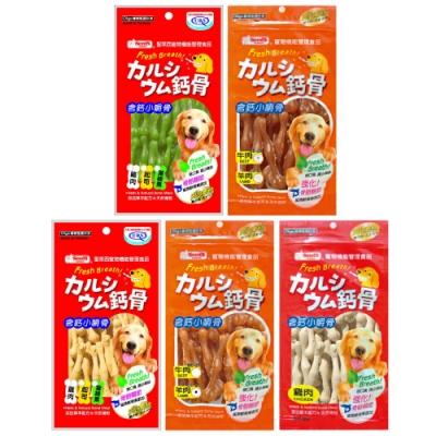 SEEDS聖萊西-寵物機能管理食品含鈣小嚼骨系列-140g