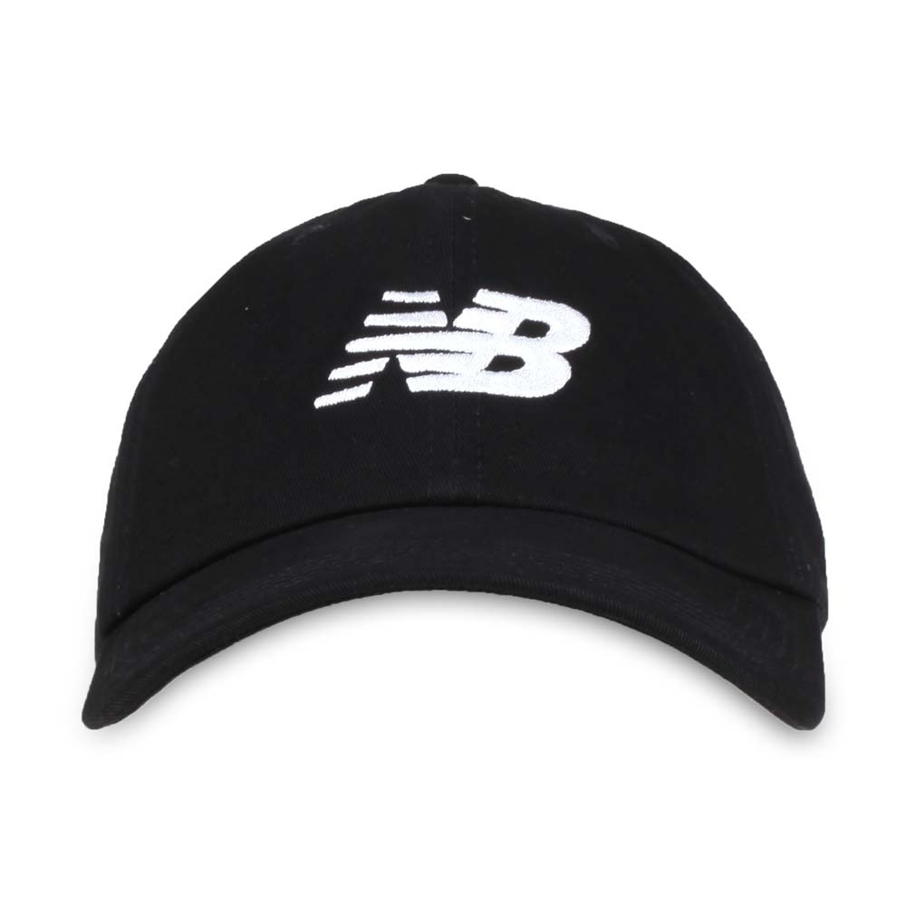 NEWBALANCE 棒球帽 黑白