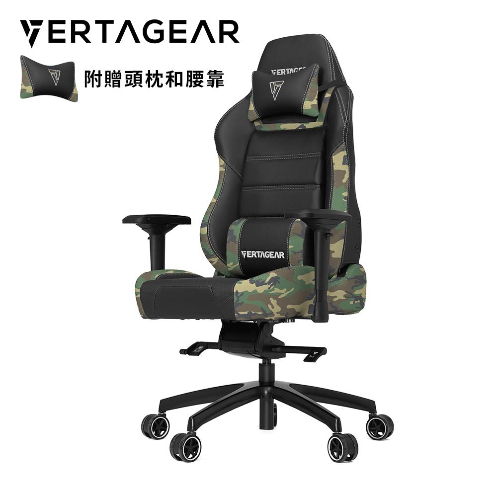 【VERTAGEAR】PL6000彪漢電競椅 限量迷彩特仕版